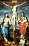 Marco Pino - Christ on the Cross