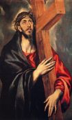 El Greco - Christ Carrying the Cross [2]