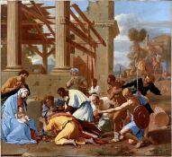 Nicolas Poussin - The Adoration of the Magi