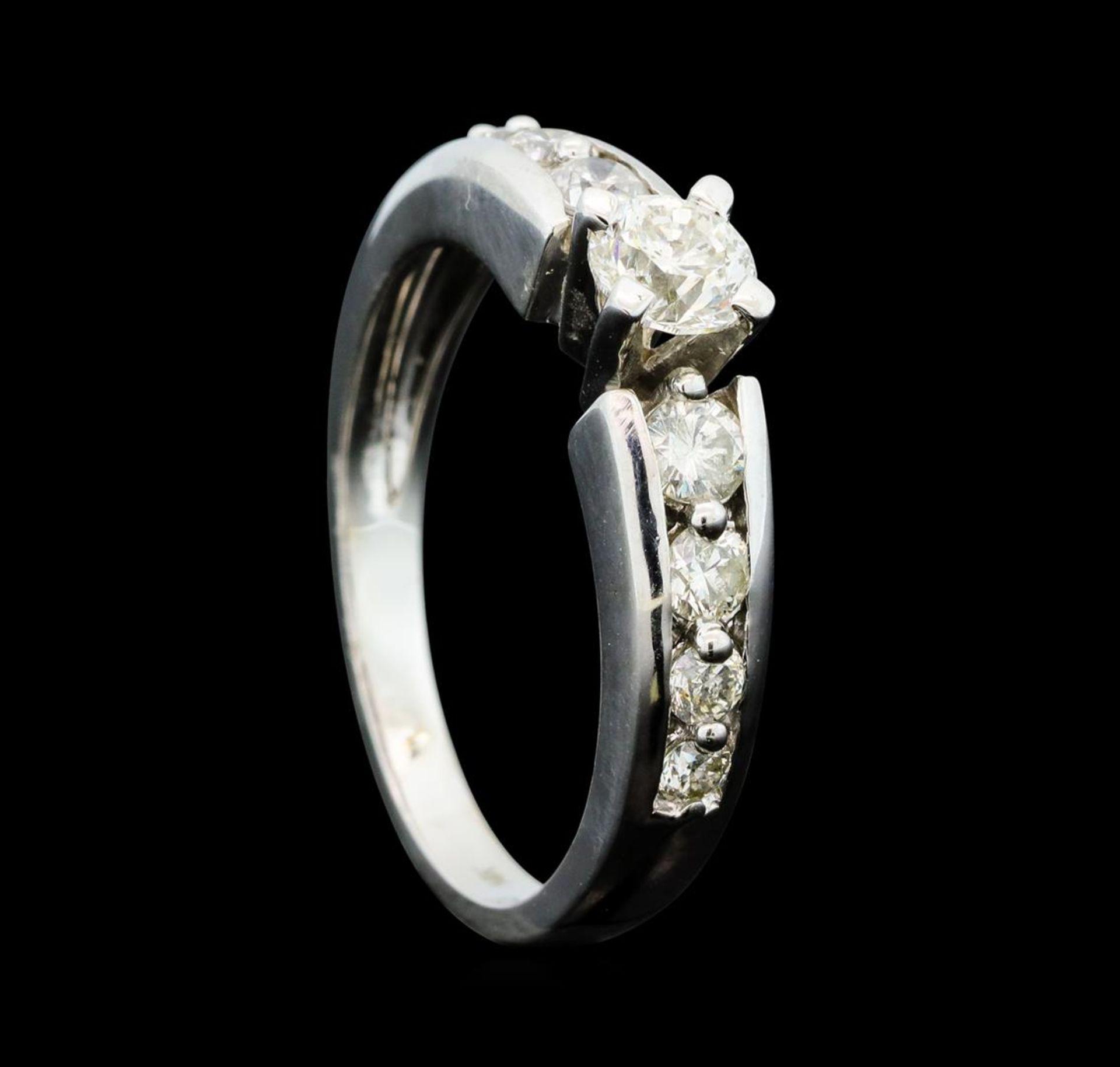0.50 ctw Diamond Ring - 14KT White Gold - Image 4 of 4