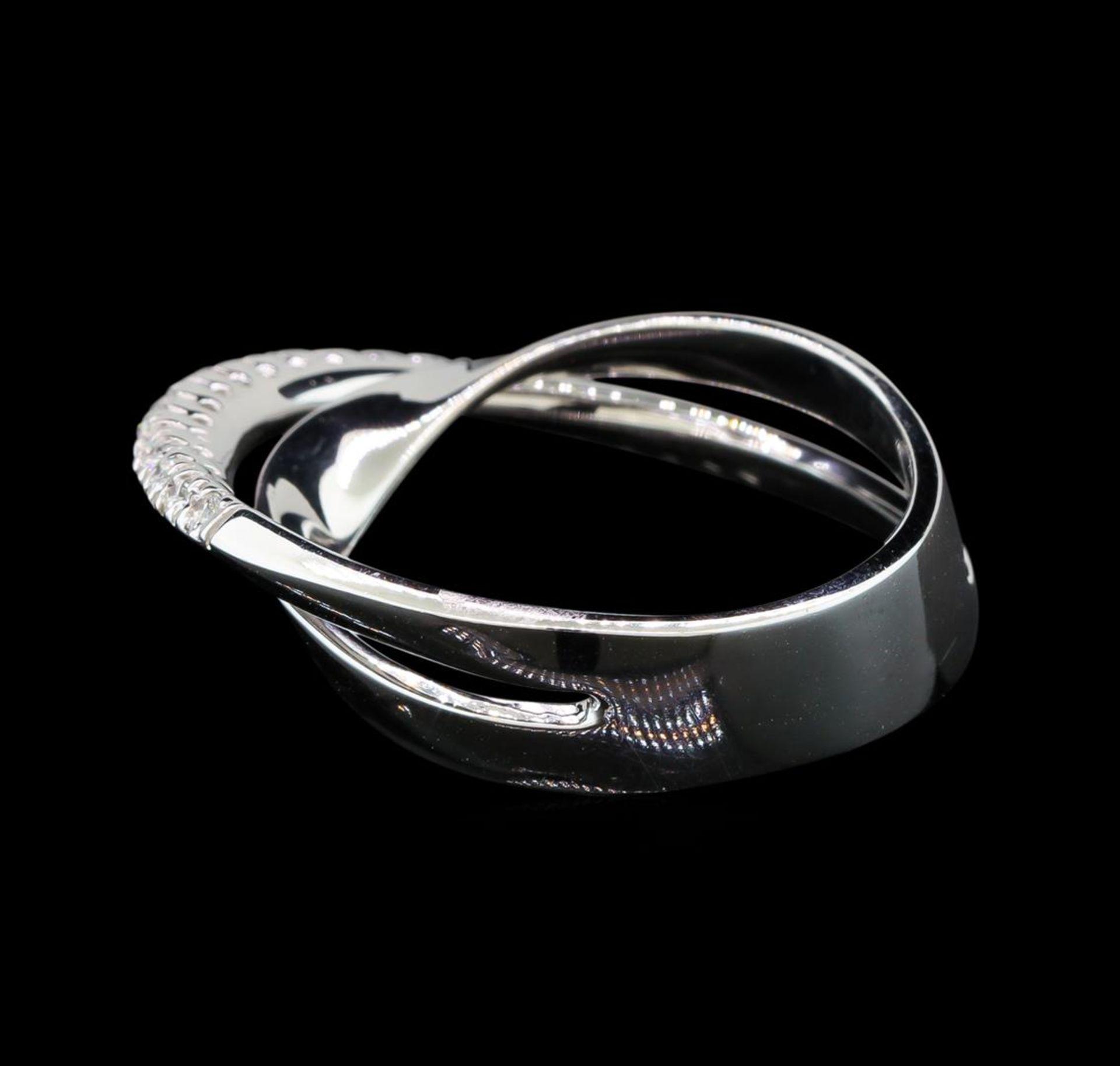 0.25 ctw Diamond Ring - 14KT White Gold - Image 2 of 3