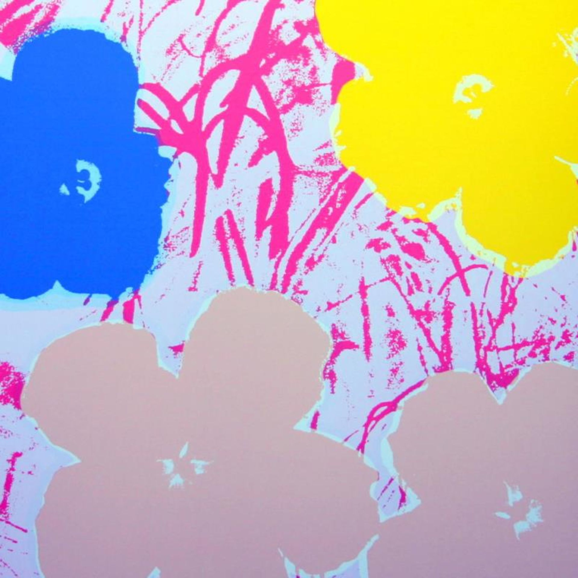 Flowers 11.70 by Warhol, Andy - Image 2 of 2