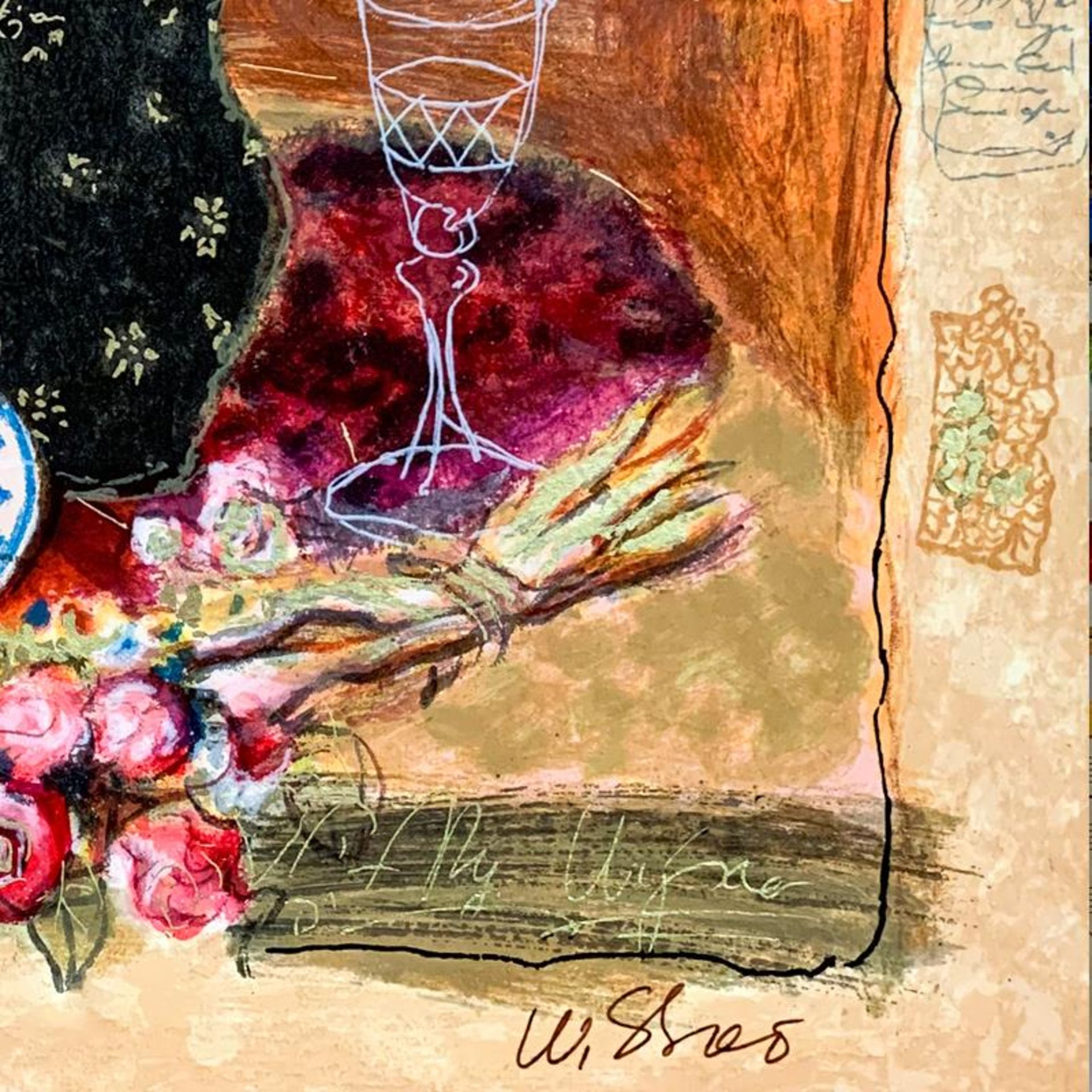 Flowers & Fruit II by Alexander & Wissotzky - Image 2 of 3