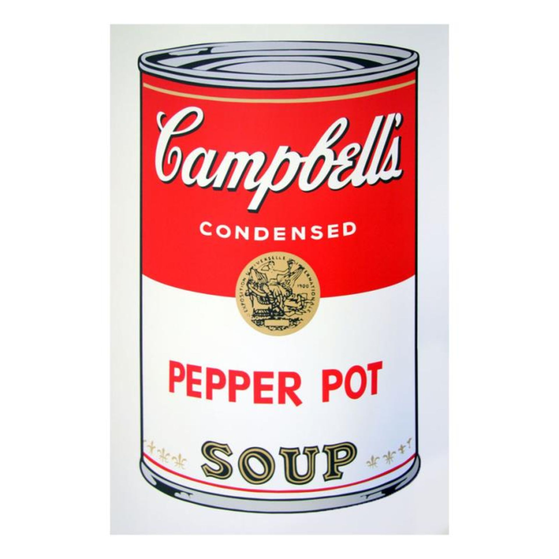 Soup Can 11.51 (Pepper Pot) by Warhol, Andy