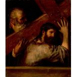 Giorgione Titian - Carrying of the Cross
