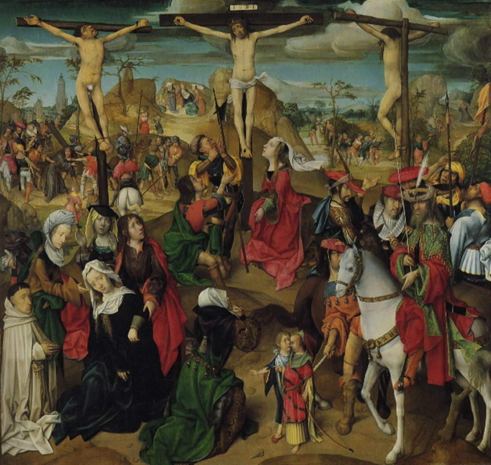 Master of Delft - Passion of Christ [2]