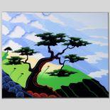 Cows, Coast, Tree by Holt, Larissa