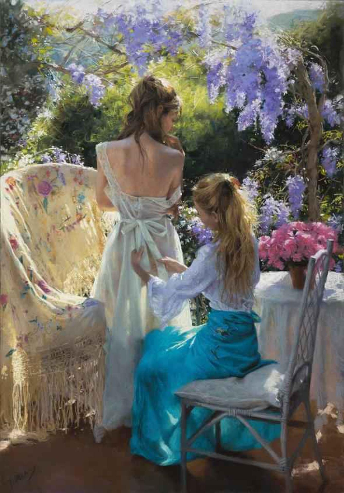 "Vicente Romero Redondo ""Spring"""
