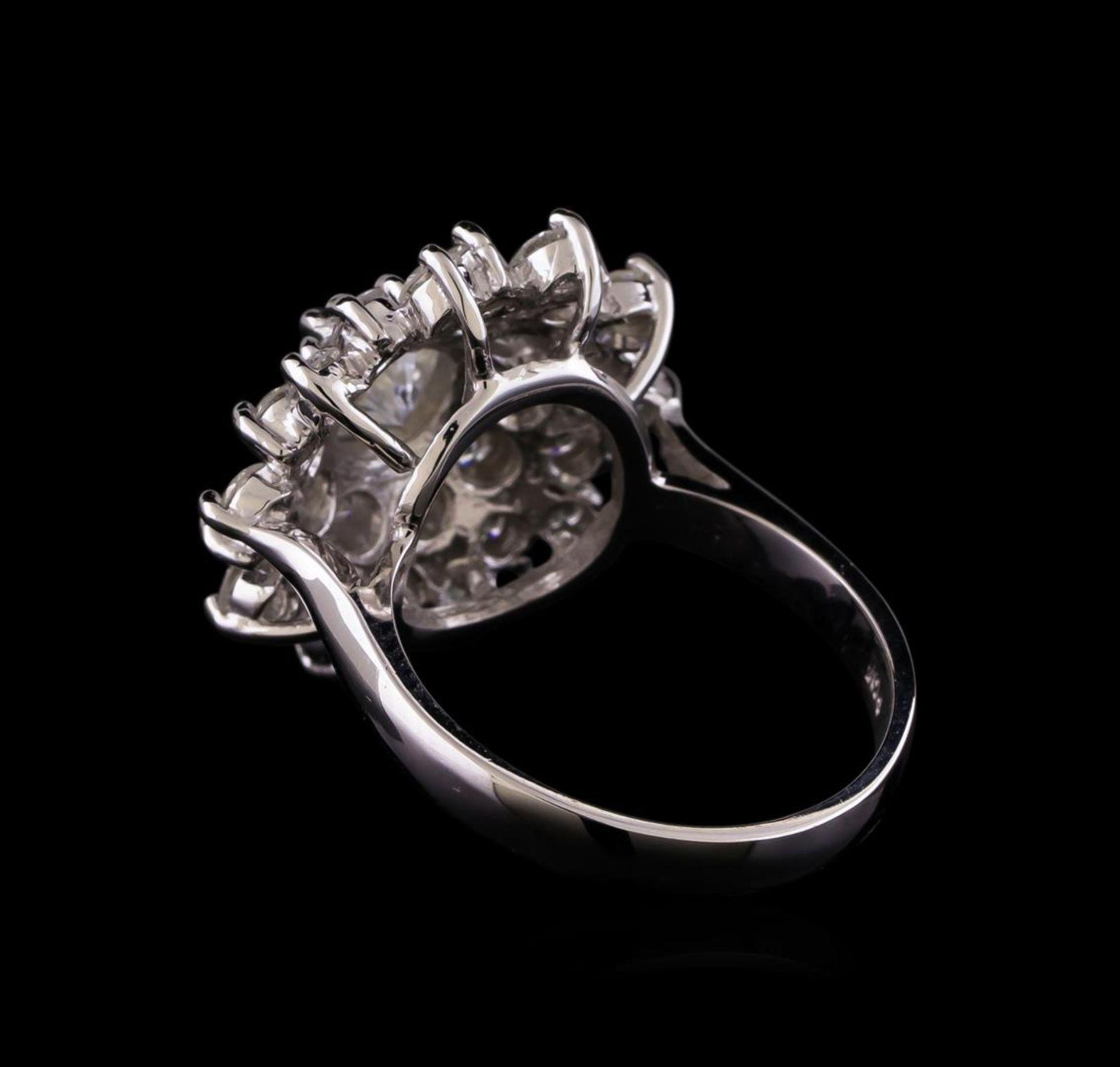14KT White Gold 2.64 ctw Diamond Ring - Image 3 of 5