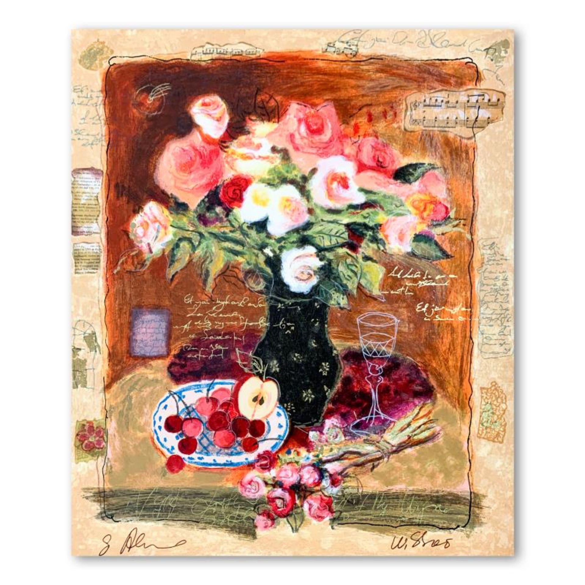 Flowers & Fruit II by Alexander & Wissotzky