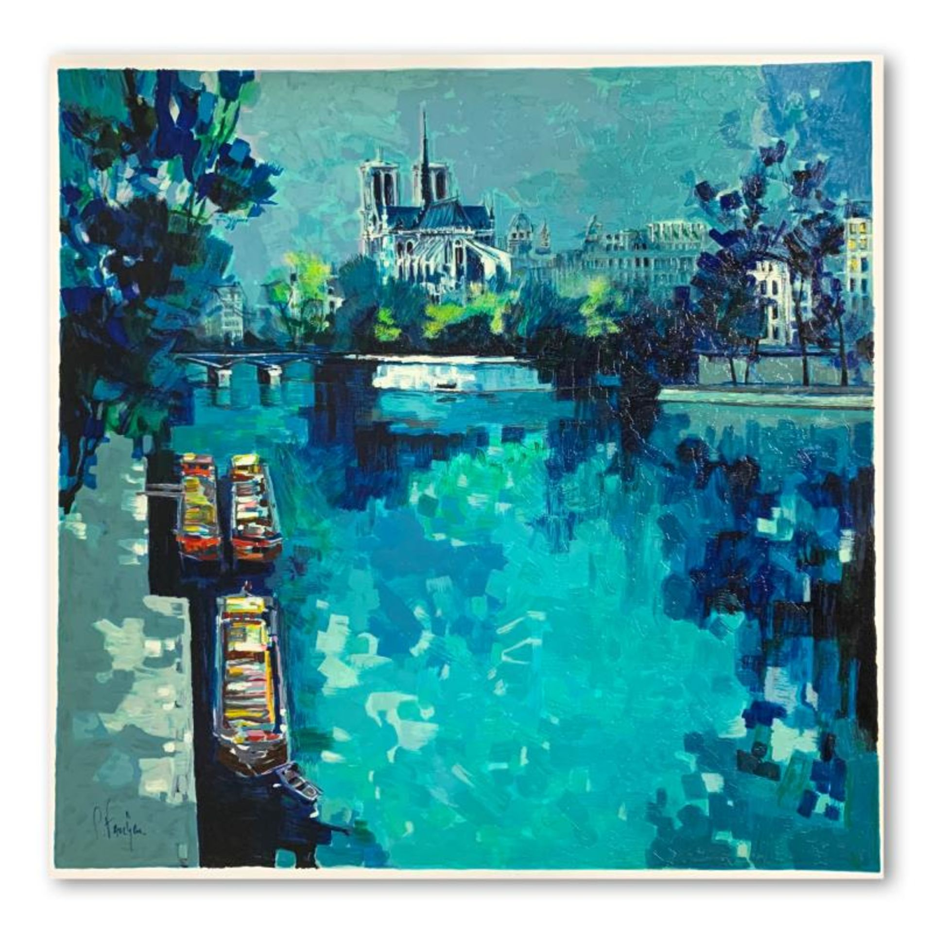 Notre Dame by Fauchere, Claude