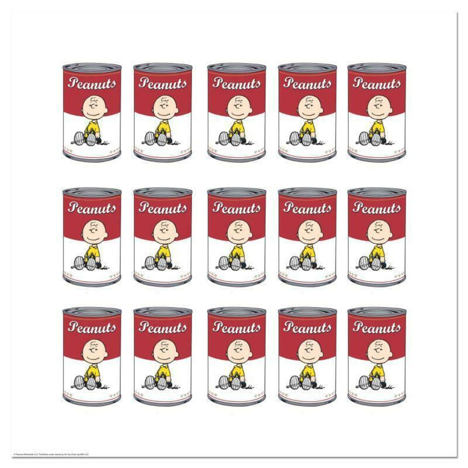 Peanuts Can by Peanuts