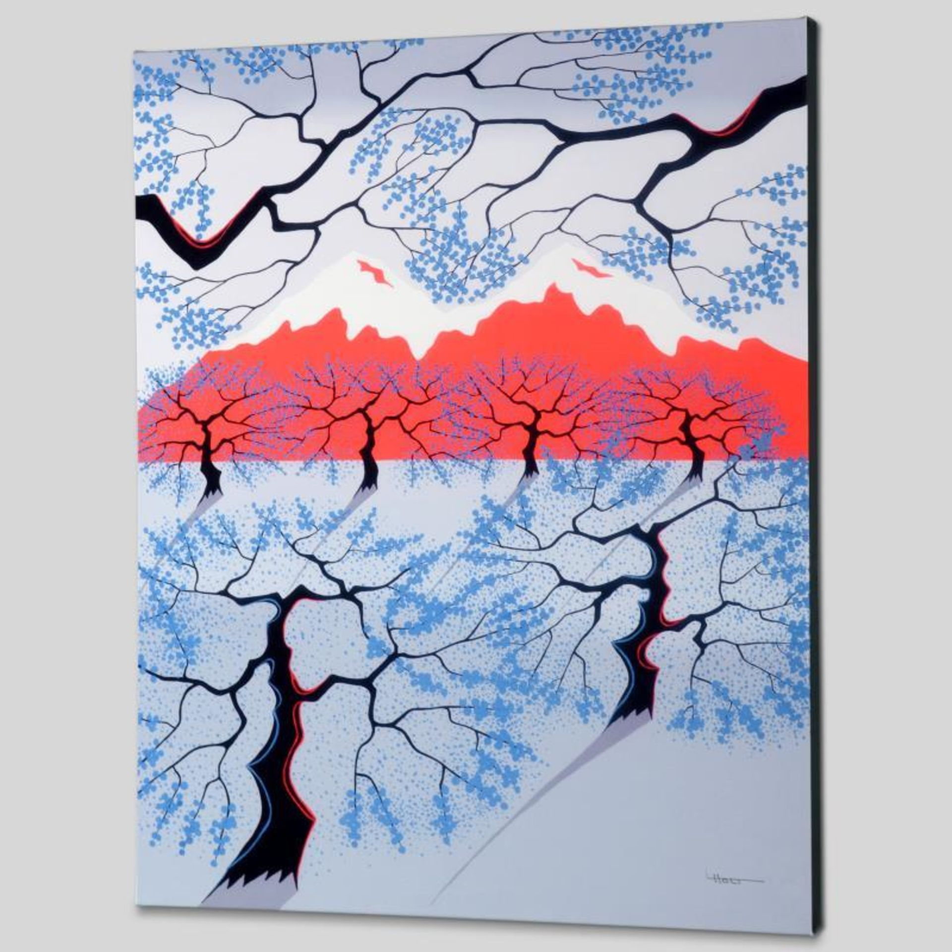 Red Mountains by Holt, Larissa - Image 2 of 2