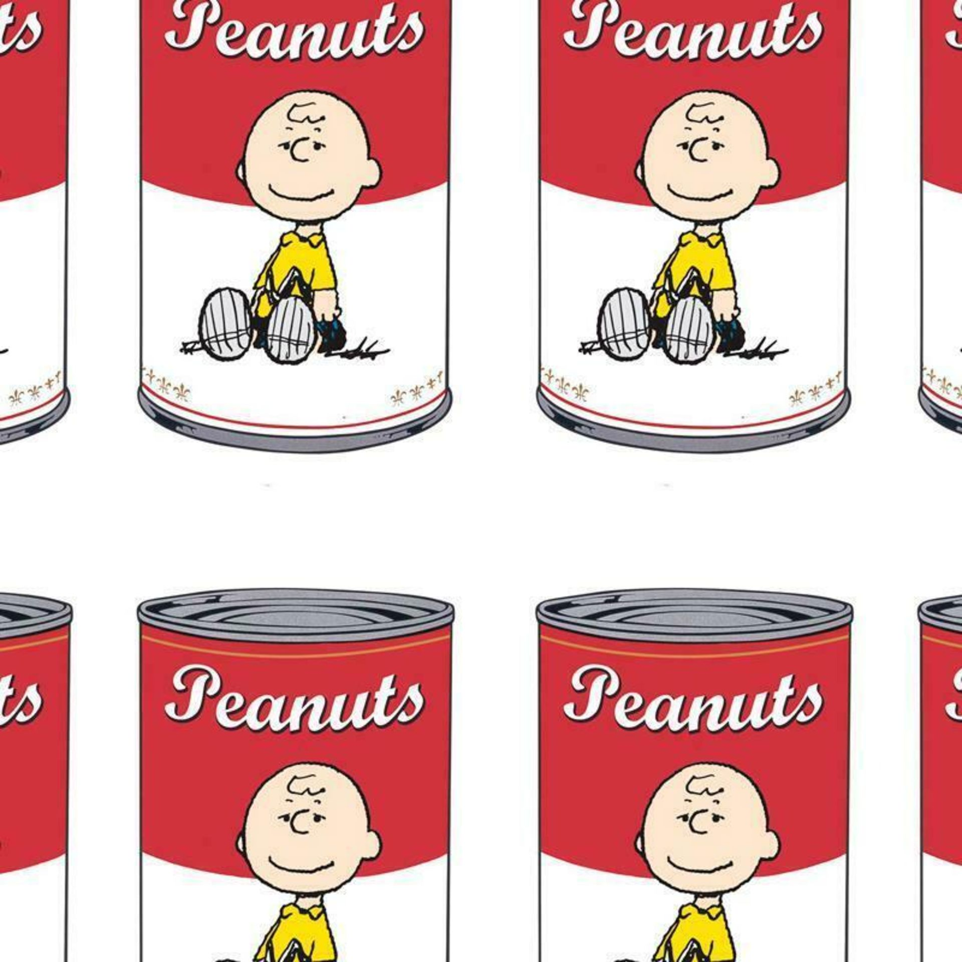 Peanuts Can by Peanuts - Image 2 of 2