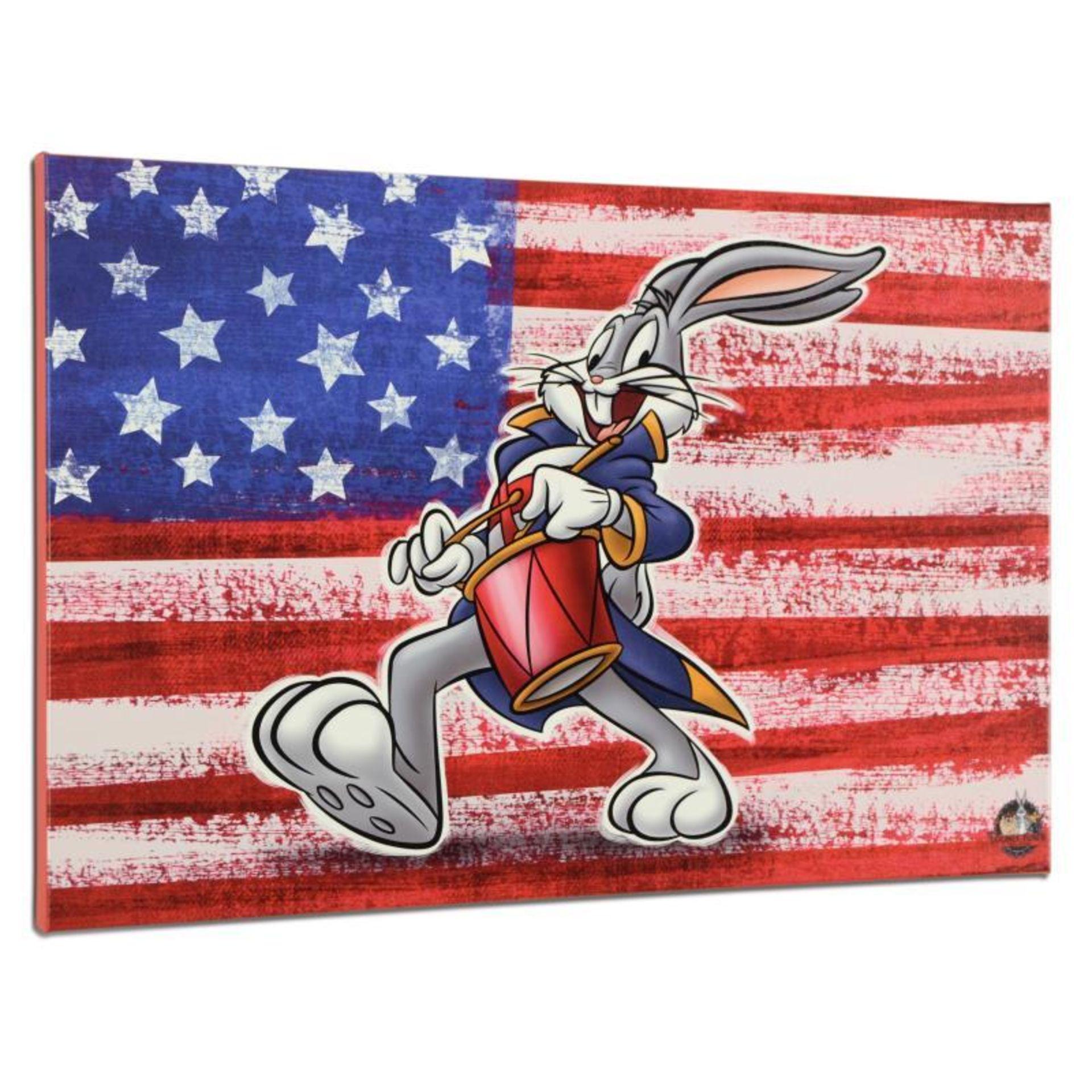 Patriotic Series: Bugs Bunny by Looney Tunes - Image 2 of 2