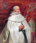 Sir Peter Paul Rubens - Matthaeus Yrsselius, Abbot of Saint-Michels Abbey in Ant