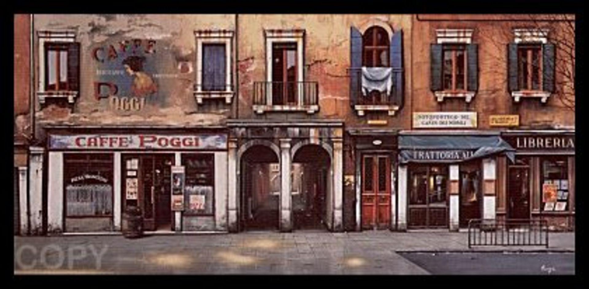 """Pradzynski """"Caffe Poggi"""""""
