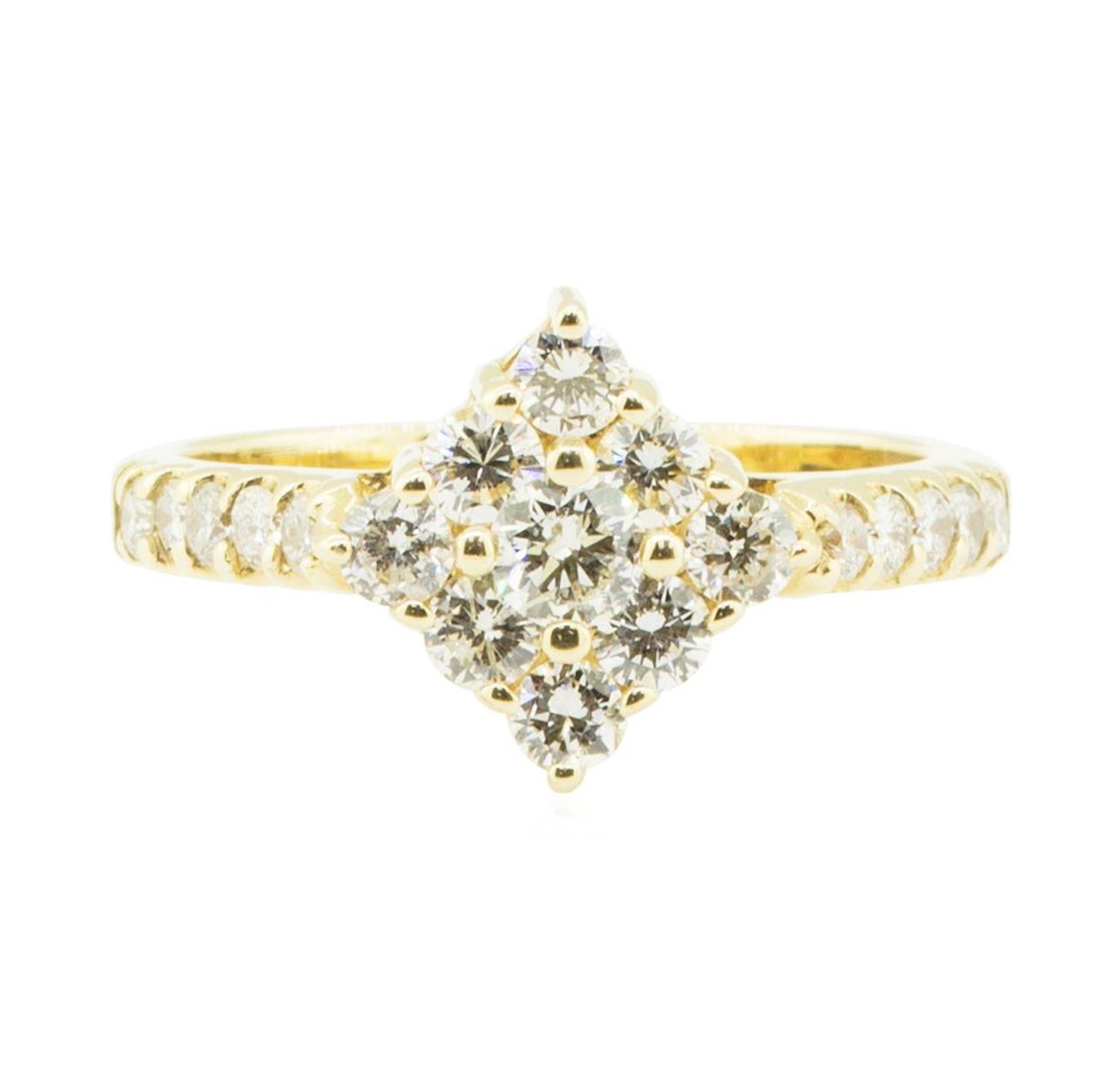 1.00 ctw Diamond Ring - 14KT Yellow Gold - Image 2 of 4