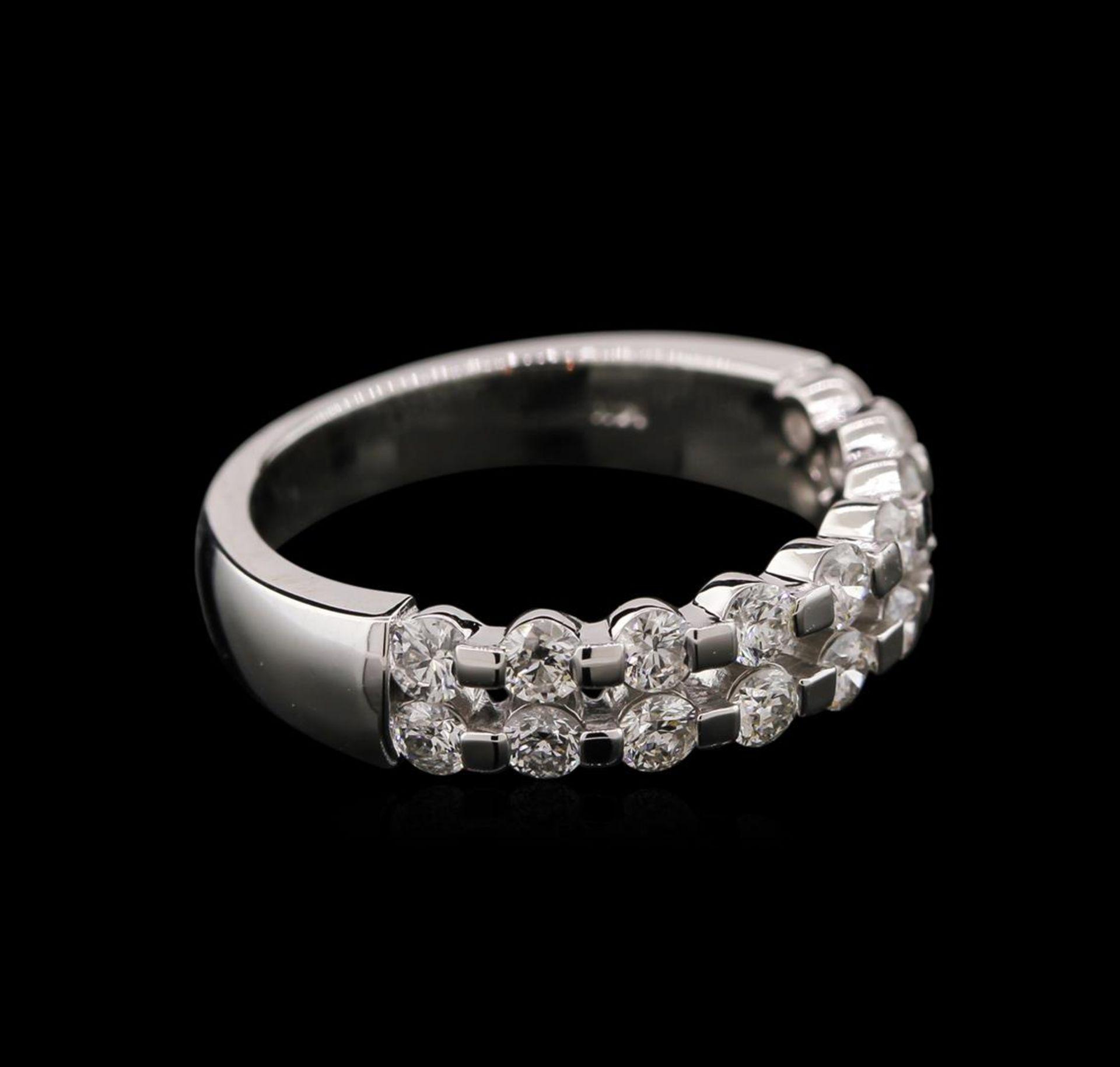 1.05ctw Diamond Ring - 14KT White Gold