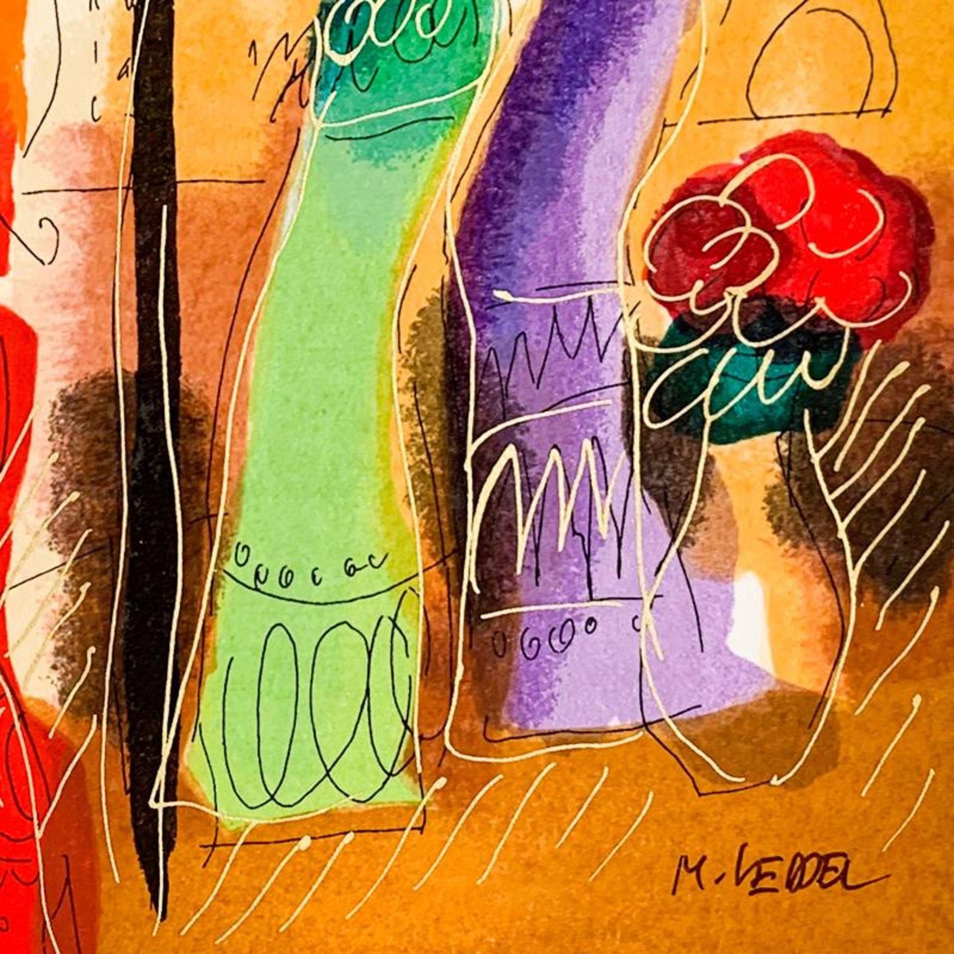 Untitled II by Leider, Moshe - Image 2 of 2