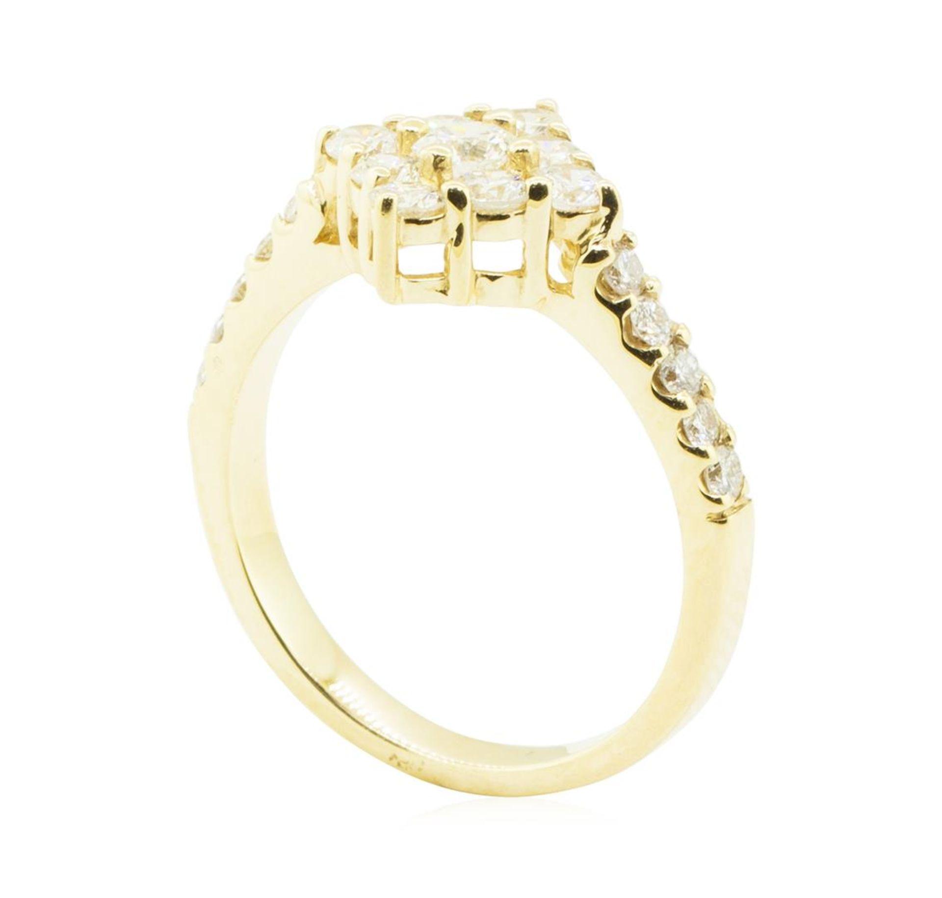 1.00 ctw Diamond Ring - 14KT Yellow Gold - Image 4 of 4