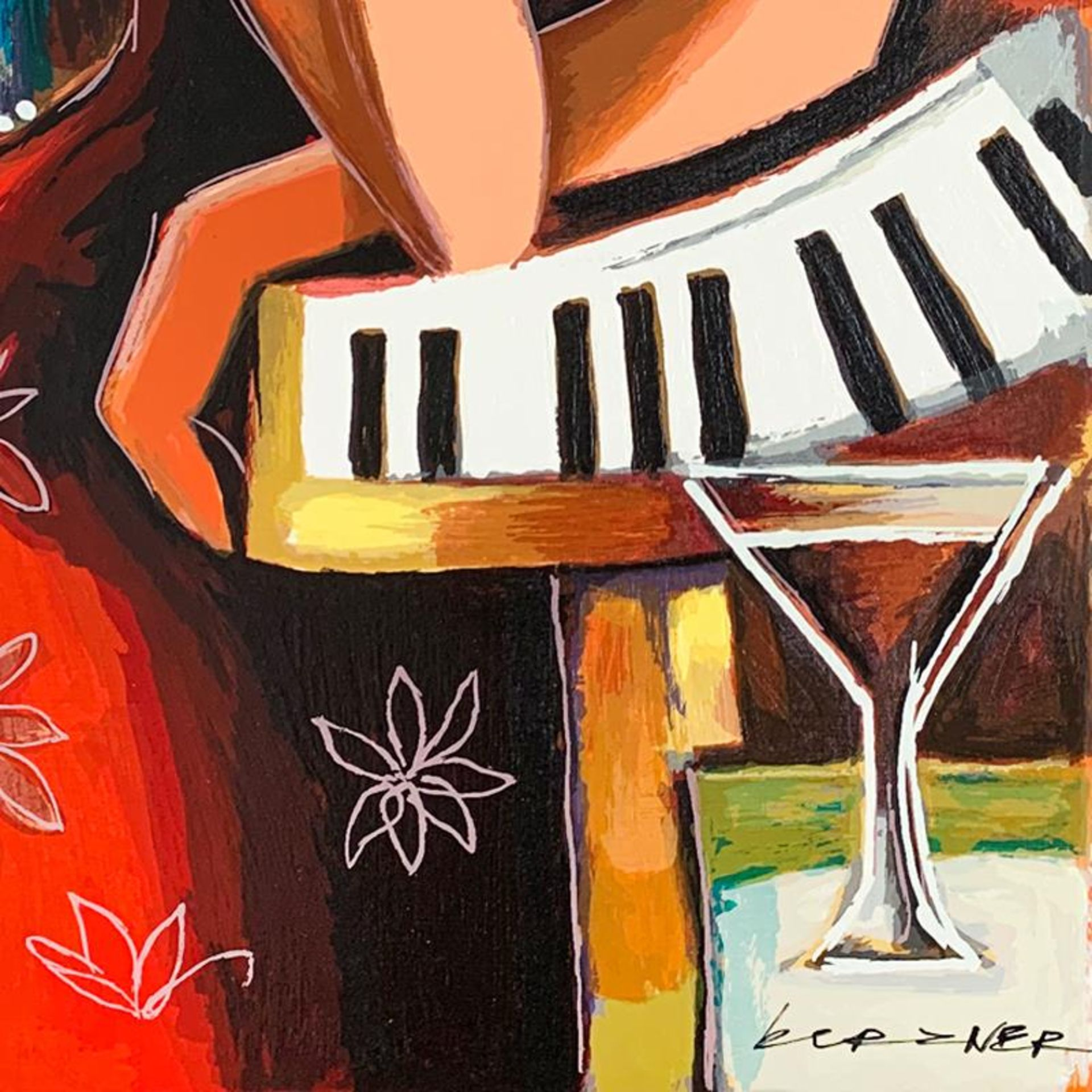 The Pianist by Kerzner, Michael - Image 2 of 2