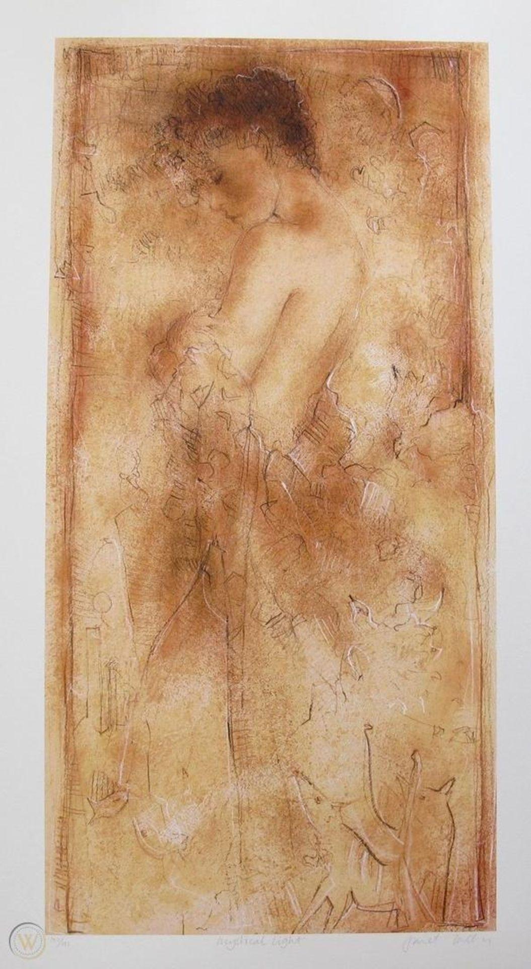 "Janet Treby ""Mystical Light"""