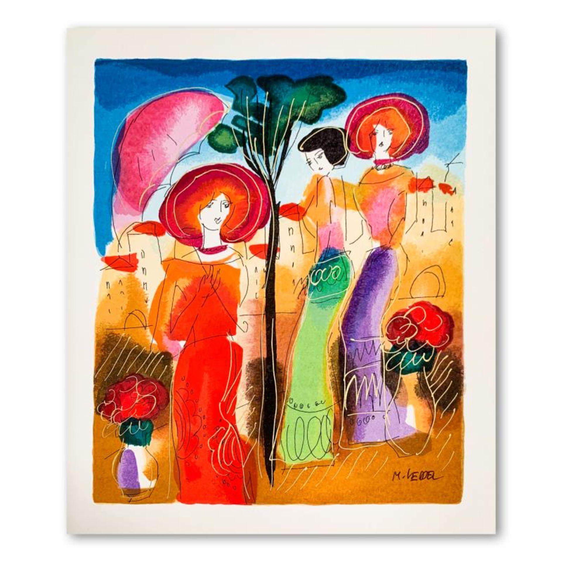 Untitled II by Leider, Moshe