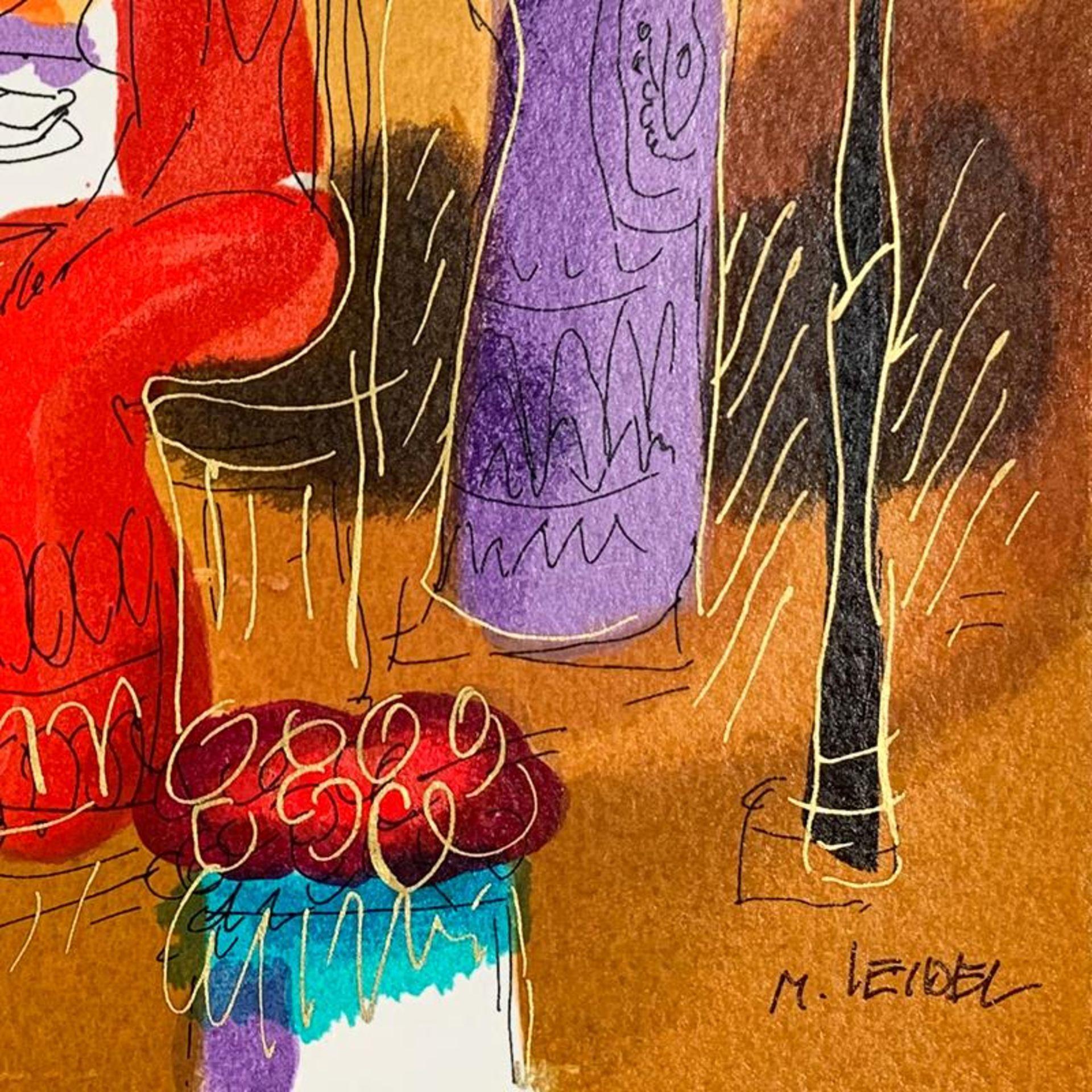Untitled III by Leider, Moshe - Image 2 of 2