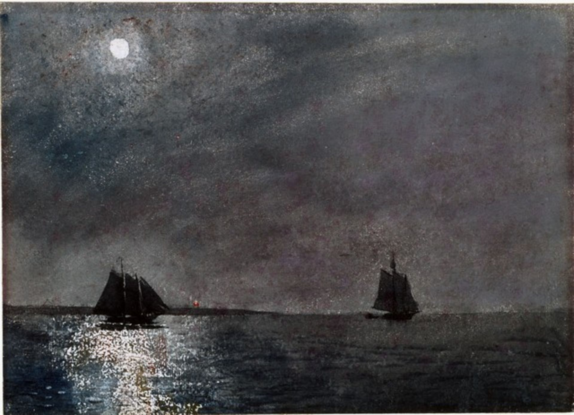 Homer - Eastern Point Light