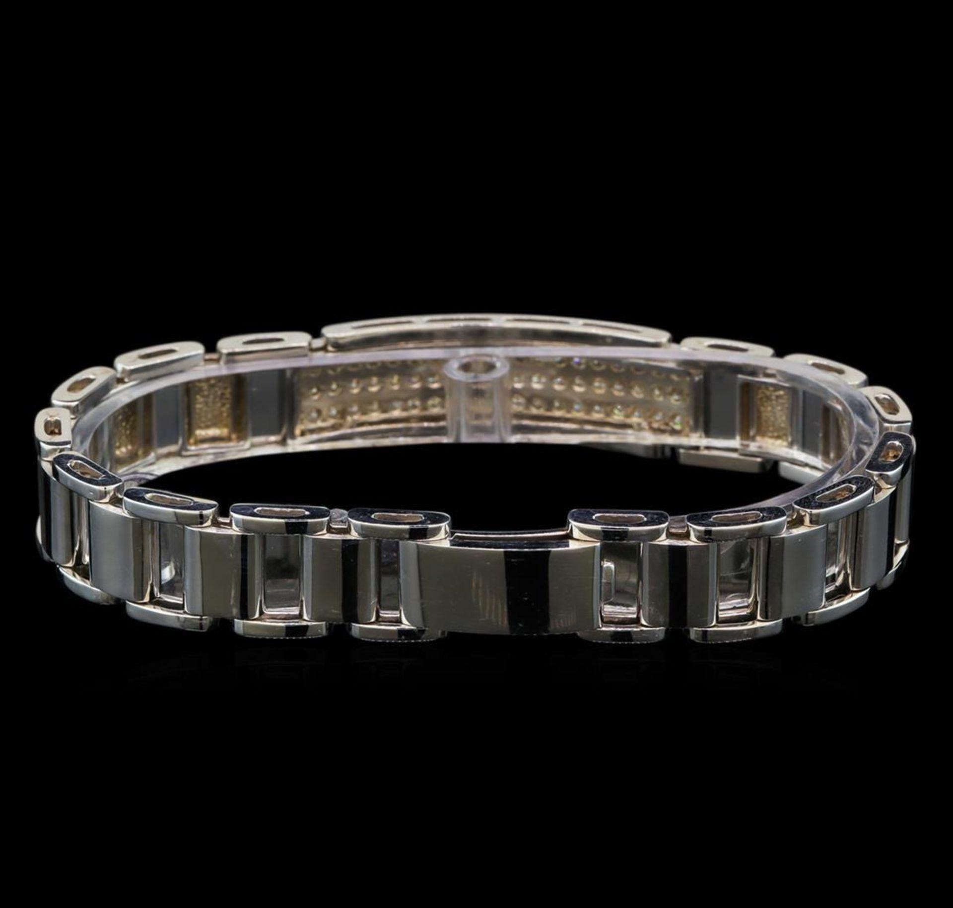 1.44 ctw Diamond Bracelet - 14KT White Gold - Image 2 of 4