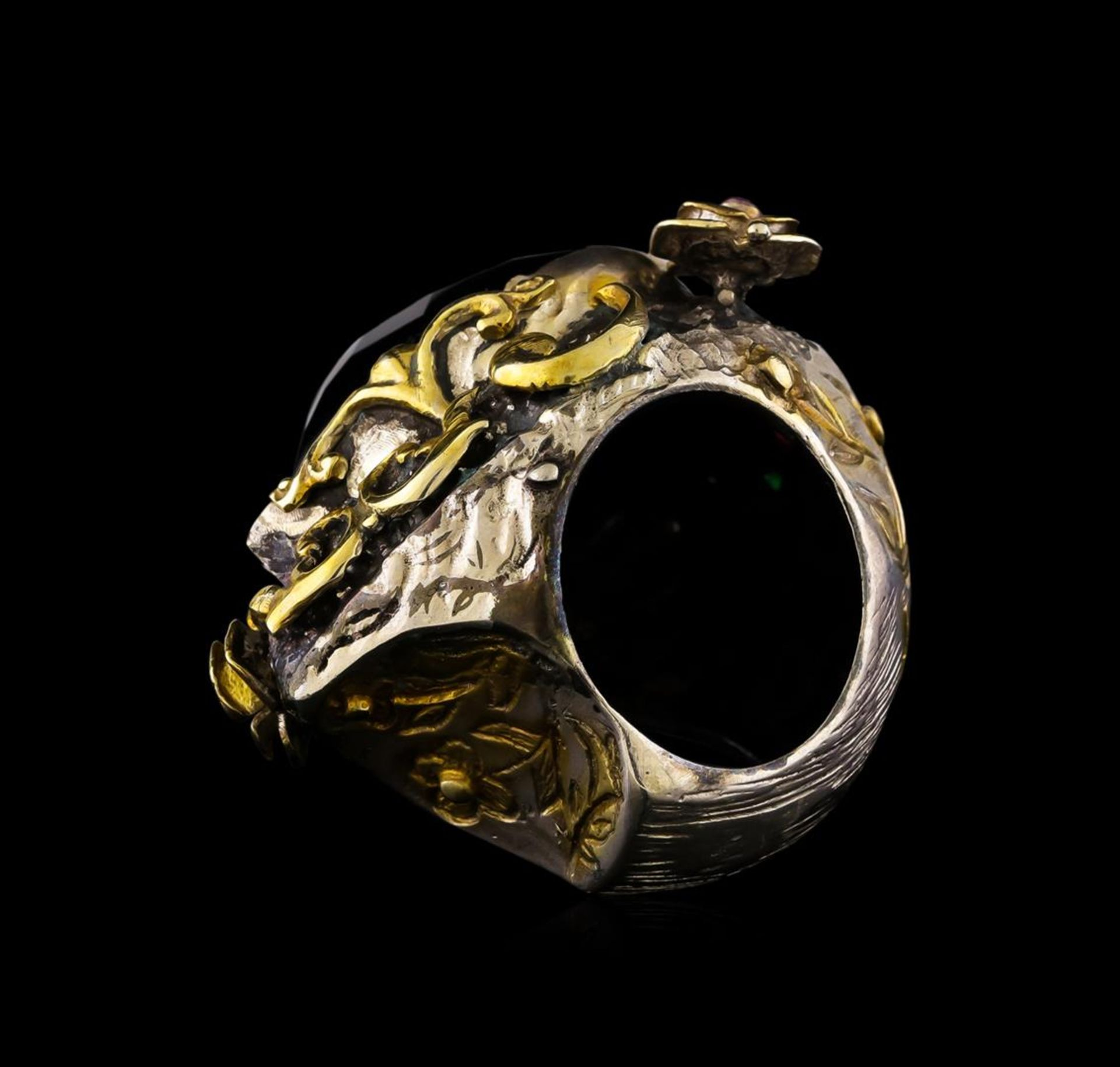 Sterling Silver Ring - Image 3 of 4
