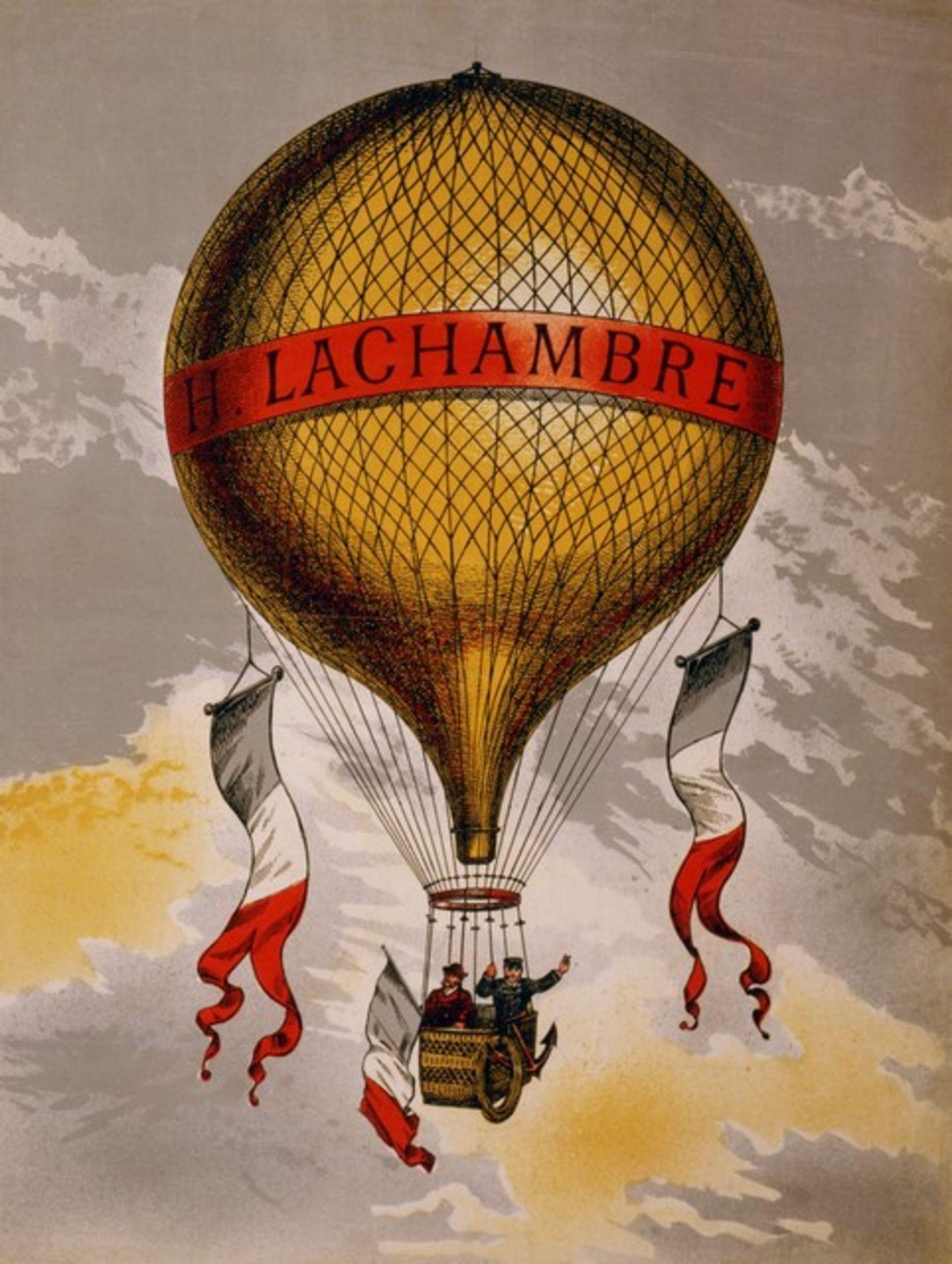 Henry LaChambre - H. LaChambre