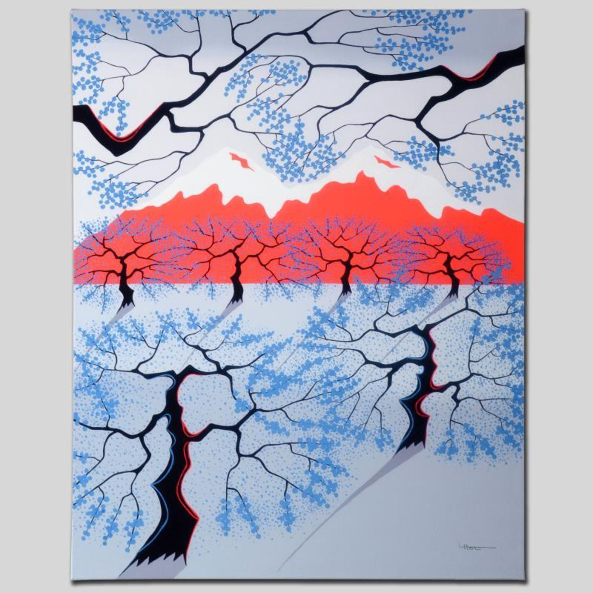 Red Mountains by Holt, Larissa