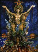 Gustave Moreau- Christ