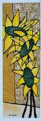 Avi Ben-Simhon Sunflowers Ecstasy