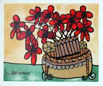 Avi Ben-Simhon Red Poppies
