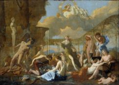 Nicolas Poussin - The Empire of Flora