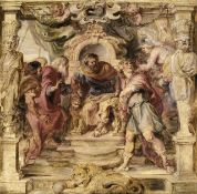 Sir Peter Paul Rubens - The Wrath of Achilles