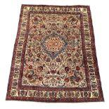 Persian Meimeh ground carpet