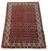 Persian Afshar rug