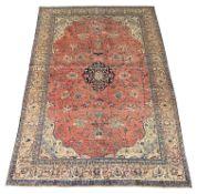 Persian Sarough carpet