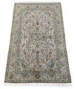 Fine Kashan rug