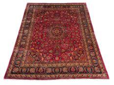 Persian Meshed carpet