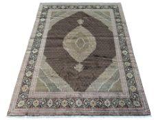 Large Fine Persian Tabriz carpet