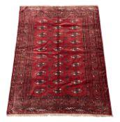 Turkman Bokhara rug