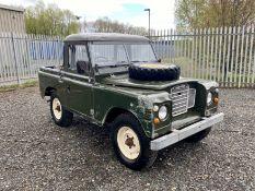 "Land Rover Series 3 88"" Pickup"