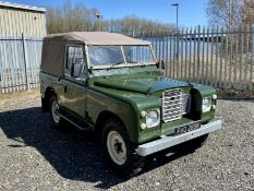 "Land Rover Series 3 88"" 200TDI"