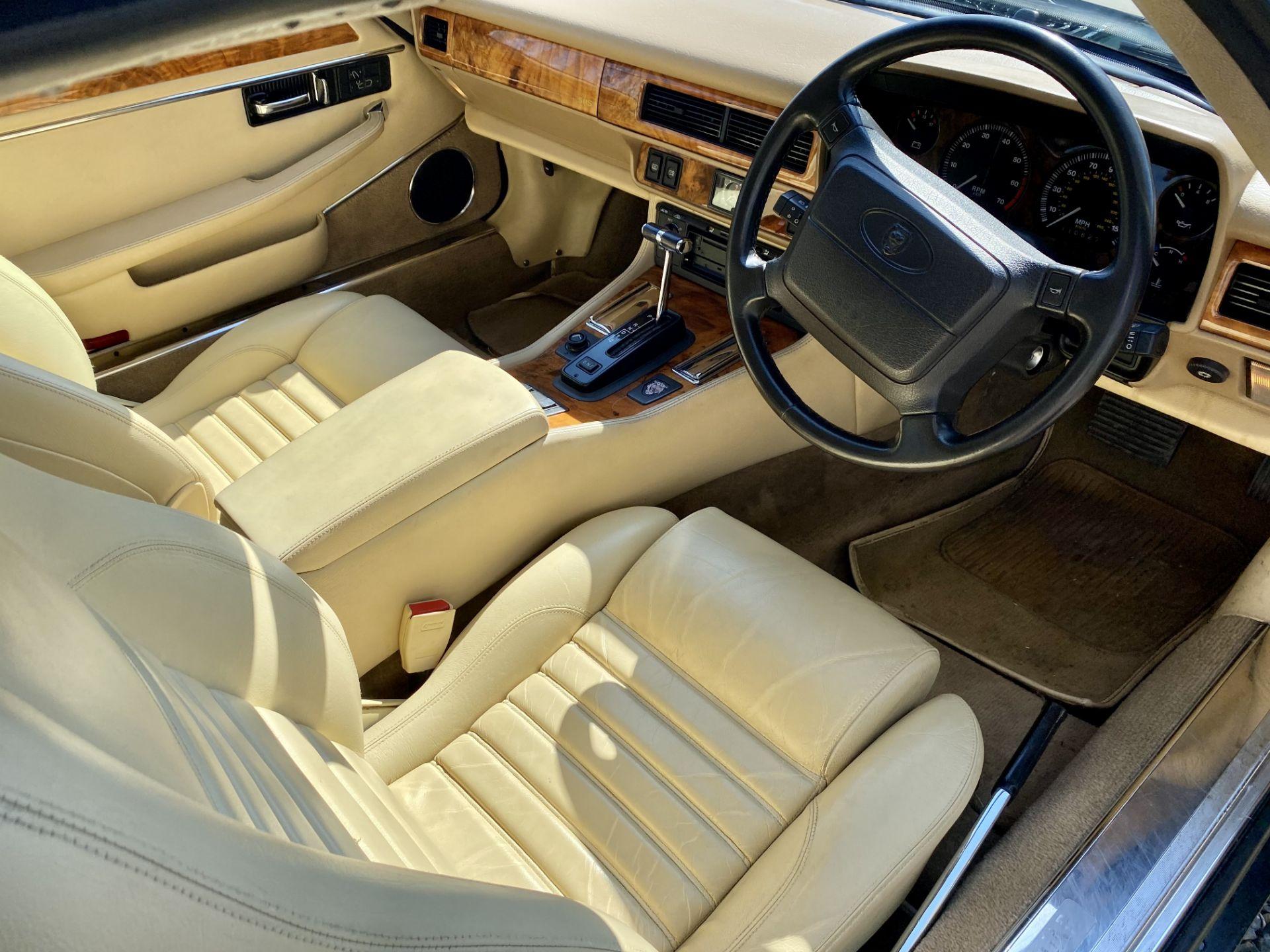 Jaguar XJS coupe - Image 47 of 64