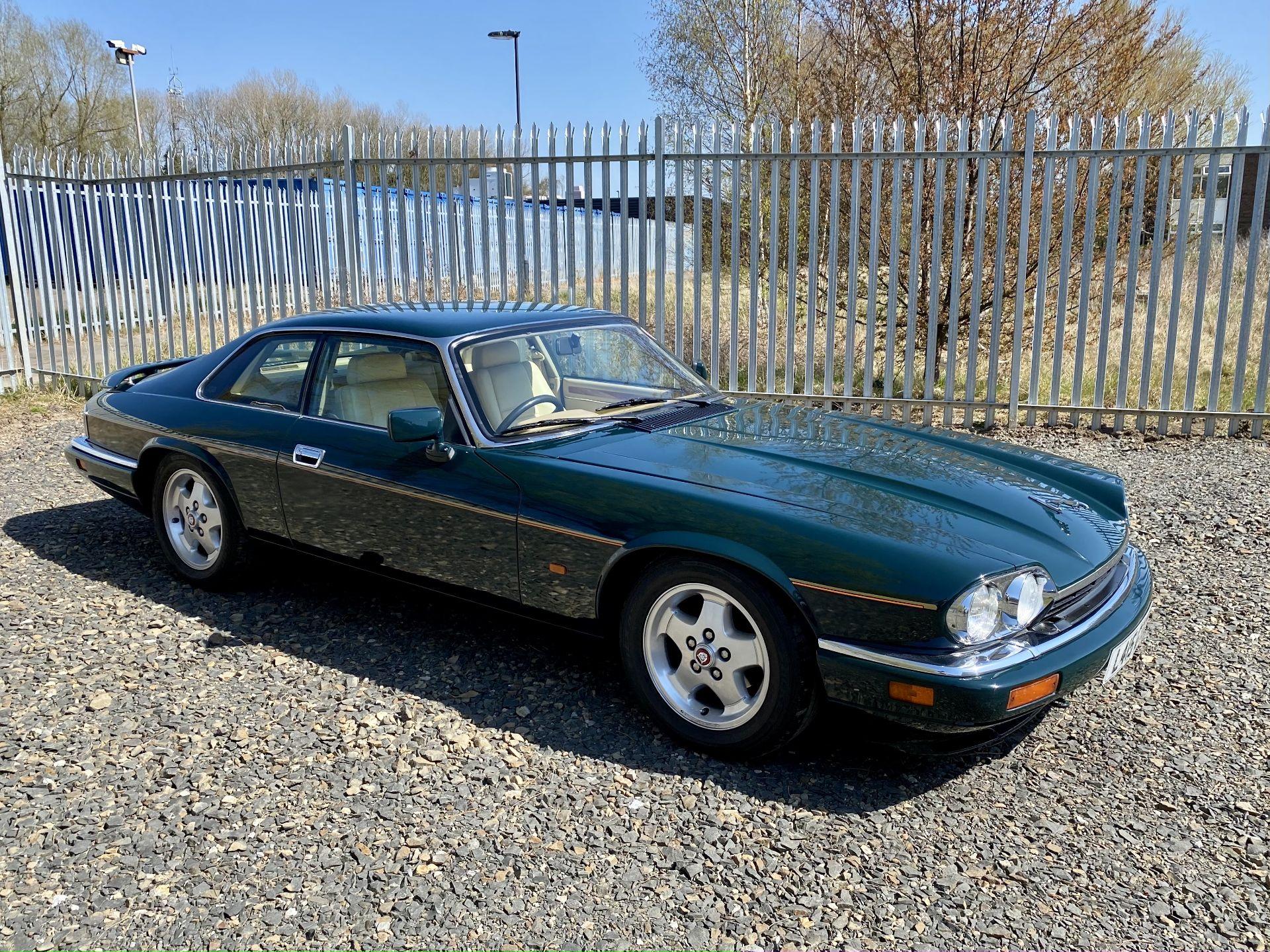 Jaguar XJS coupe - Image 2 of 64